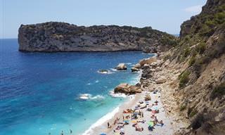 12 ערי חוף קסומות ומיוחדות בספרד