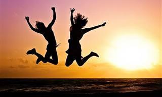 10 טיפים לחיים מאושרים וטובים יותר