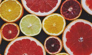 השוואת יתרונותיהם הבריאותיים וערכם התזונתי של 6 סוגי פירות הדר
