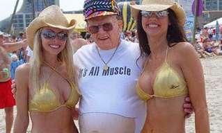 גם בגיל הזהב יודעים לעשות חיים...