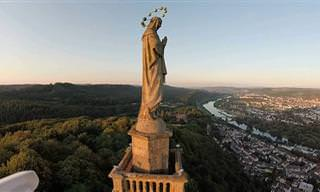 ביקור בטריר - העיר העתיקה בגרמניה