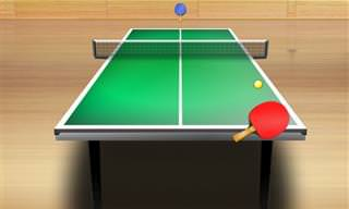 משחק – אליפות העולם בטניס שולחן