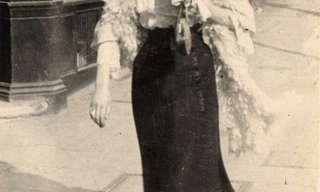 לונדון לבושה בהידור - 2013/1905