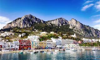 15 מקומות שווה לבקר בקמפניה, איטליה