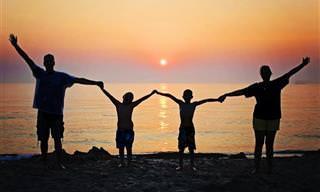 המדריך לחופשה משפחתית מושלמת – 15 טיפים לטיול עם ילדים