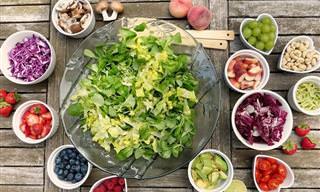 10 דרכים לגרום לילדיכם לצרוך מזון בריא יותר