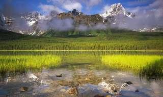 שרשרת הרי הקרפטים - הטבע של אירופה