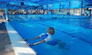 9 מתיחות ותרגילים מומלצים לפני ואחרי אימון שחייה