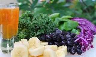 דיאטת ניקוי רעלים בשבועיים עם מתכונים