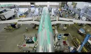 איך בונים מטוס ב-3- דקות: וידאו מדליק!
