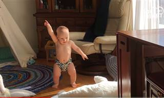 אוסף חמוד ומתוק במיוחד של ילדים רוקדים