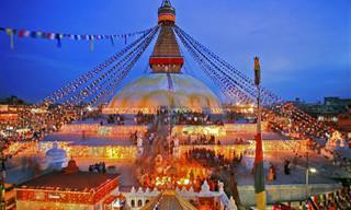 10 אתרים מרתקים וצבעוניים ברחבי נפאל היפה