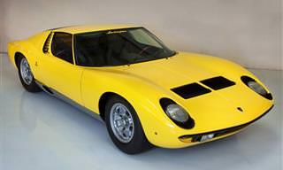 צפו ב-16 תמונות של מכוניות-על מהירות במיוחד מהעבר והווה
