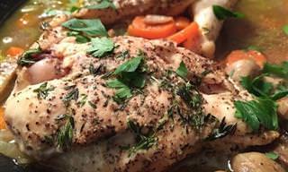 7 מתכונים מעולים לאוכל מאודה