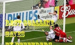 הצלות הכדורגל המדהימות ביותר!