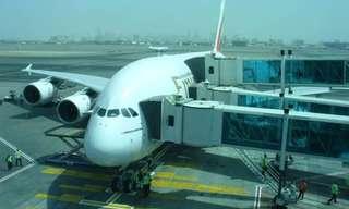 מטוס האיירבס A380 של אמירטס הוא פנטזייה מעופפת!!
