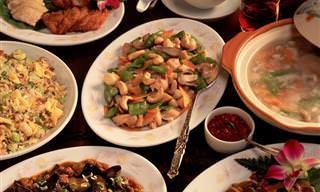 5 מתכונים בריאים במיוחד מהמטבח הסיני המסורתי