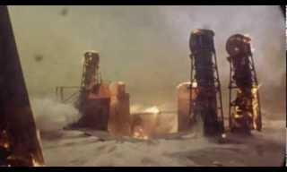 שיגור Apollo 11 בהילוך איטי - מדהים!!