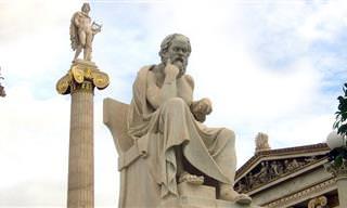 המבחן של סוקרטס - בדיחה חכמה עם סוף מפתיע