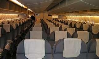 איפה הכי בטוח לשבת במטוס? מידע חשוב!
