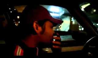 מייקל ג`קסון לא מת, הוא נוהג על מונית בברזיל - ענק!!