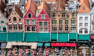הצטרפו לסיור ב-10 יעדים בעיר האהובה ביותר בבלגיה-ברוז'