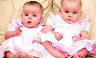 נולדו באותו היום, לאותה האם, ואינן תאומות