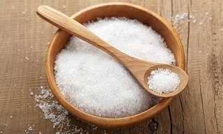 10 טיפים לניקיון בעזרת מלח