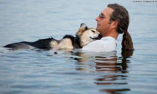 התרגשתי לראות מה מוכנים לעשות בני האדם כדי להציל בעלי חיים