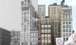 איך הזמן השפיע על ניו יורק?