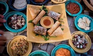 5 מתכונים נפלאים מהמטבח המרוקאי