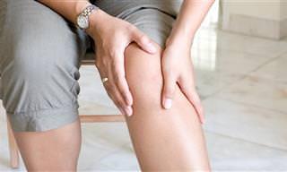 6 נקודות לחיצה למניעת כאבי ברכיים