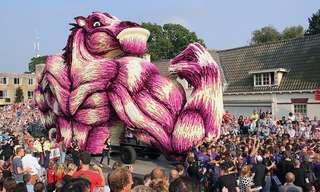 מצעד הפרחים הגדול בעולם - הקורסו זונדרט