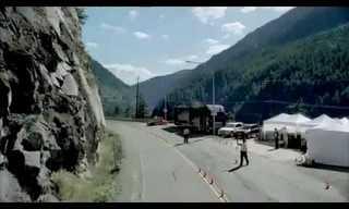 מרצדס SLS AMG יוצאת לנסיעת מבחן
