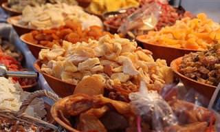 8 מזונות בריאים עם תוקף ארוך