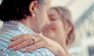 איך בוחרים את טבעת האירוסין המושלמת?
