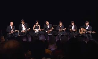 תזמורת היוקולילי בביצוע לאניו מוריקונה שיפיל אתכם מהרגליים
