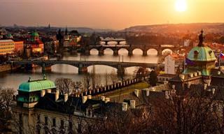 מסלול של 10 ימים בעיר האירופאית הקלסית פראג