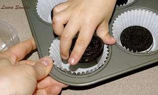 כיצד להכין עוגות אוריאו מתוקות!