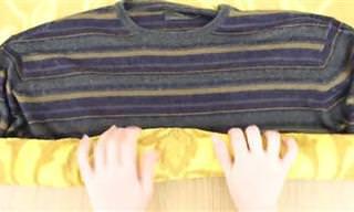 איך להחזיר בגד שהתכווץ לגודלו המקורי - מדריך שימושי