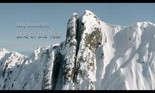 מסלול הסקי המפחיד ביותר בעולם