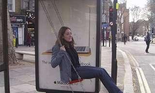 תחנת אוטובוס מעוצבות מרחבי העולם