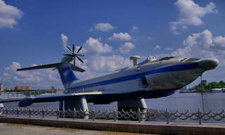 14 מהמטוסים המוזרים ביותר שאי פעם טסו