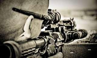 תמונות מדהימות ממלחמת אפגניסטן