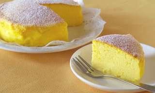 מתכון לעוגת גבינה מ-3 מרכיבים בלבד!