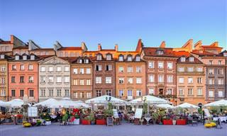 ורשה - היעד החם של הקיץ
