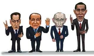 אוסף בדיחות על פוליטיקאים לקראת הבחירות