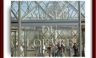 מוזיאון הלובר - אוצר עולמי קסום!!