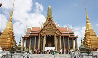 10 אתרים נפלאים לטיול בבנגקוק
