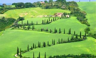 10 אתרים מומלצים בחבל טוסקנה שבאיטליה